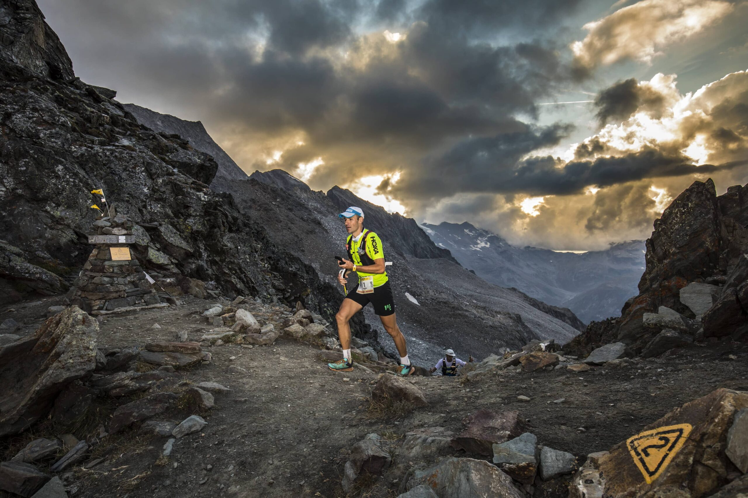 Trail Running al Tor des Géants